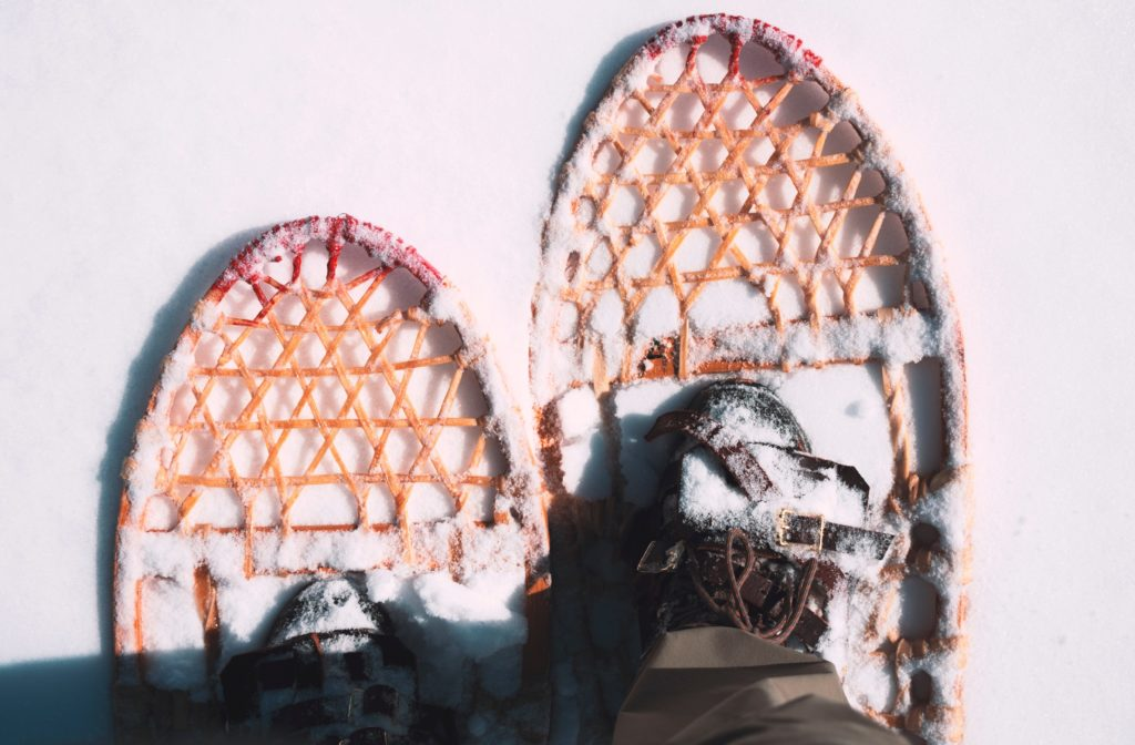 snowshoes in Prince Rupert